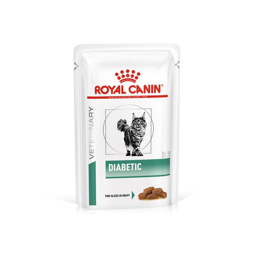 Royal Canin Diabetic Gato Adulto Húmida