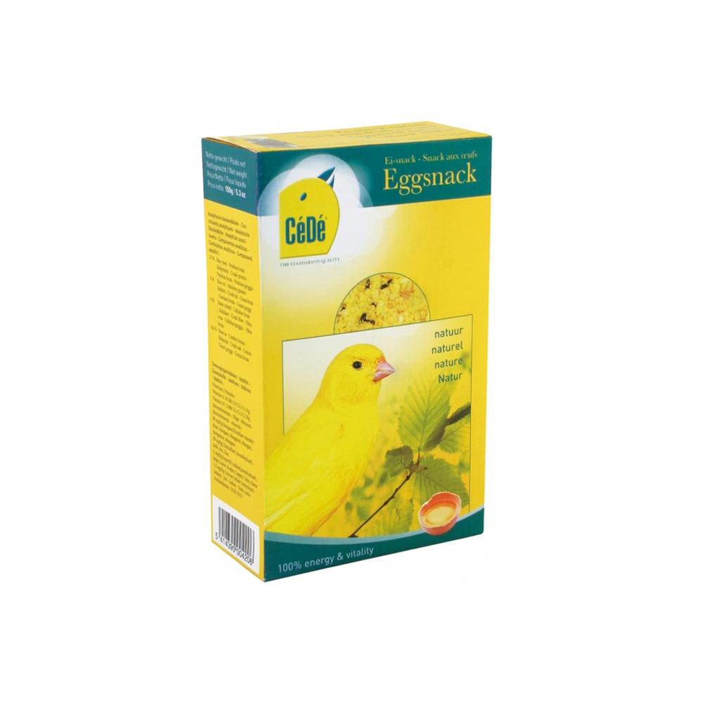 CéDé Snack de ovo para Canários