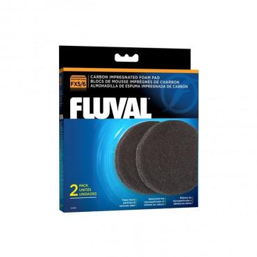 Fluval Esponja de carbono para filtro