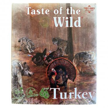 Taste of the Wild Húmido Cão - Peru