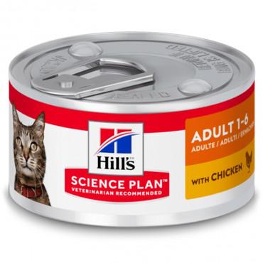 Hill's Gato Adulto Frango em patê