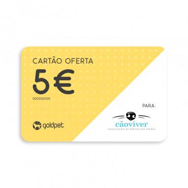 Cartão Oferta - CãoViver