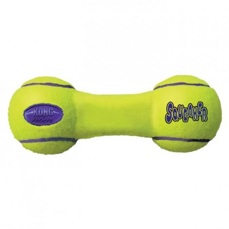 KONG Airdog Squeaker Dumbbell para Cão