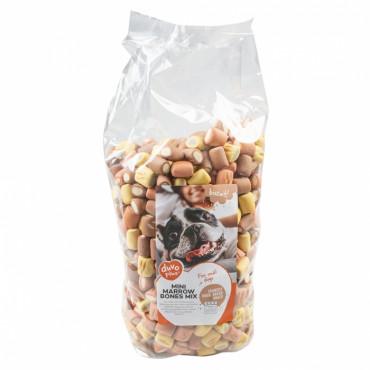 Duvo+ Mini Marrowbones Mix Biscoitos para cão
