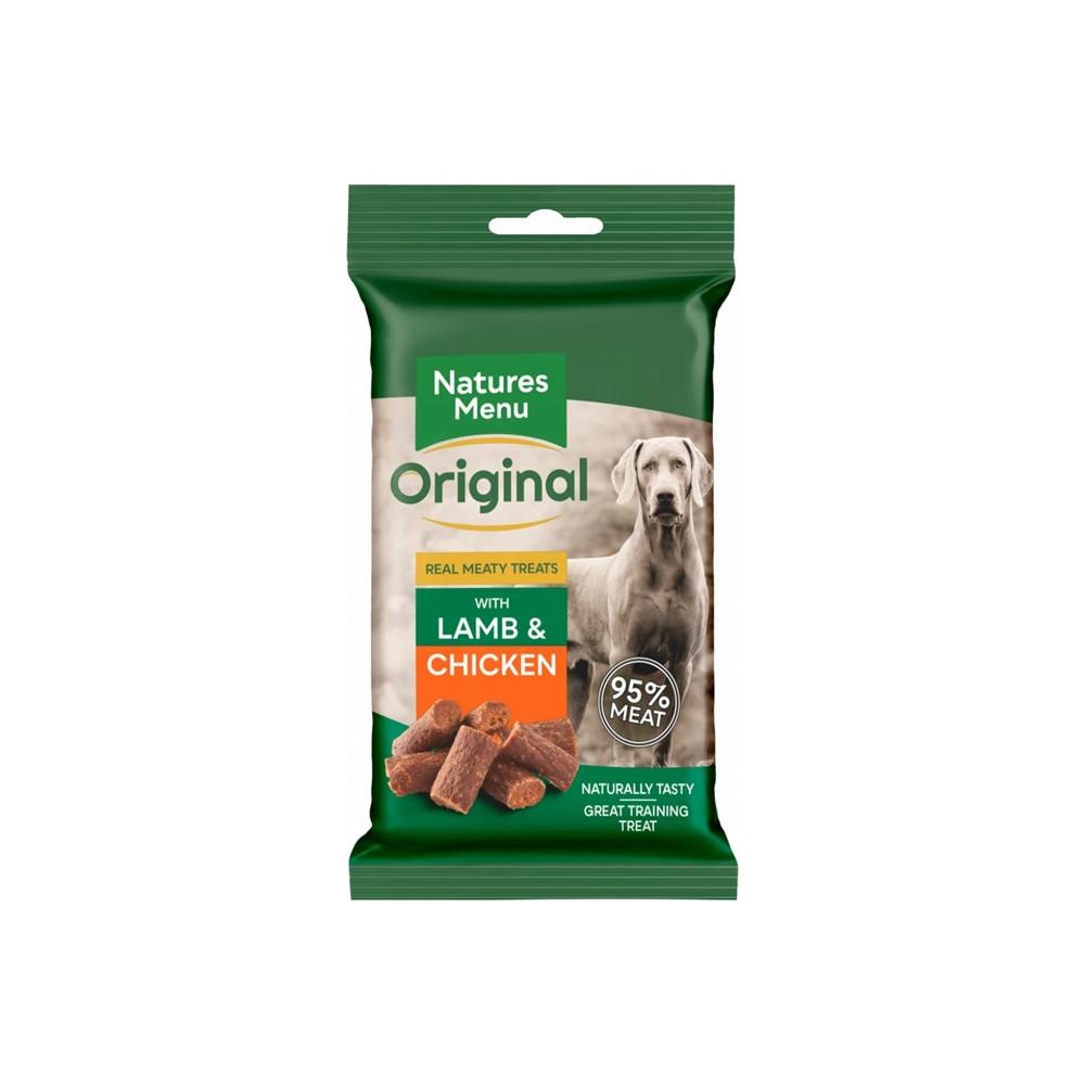 NATURES MENU TREATS DOG - Borrego