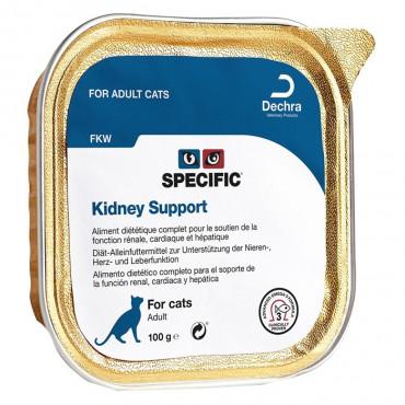 Ração para gato Specific Kidney Support Húmida