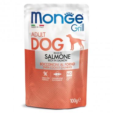 Monge Grill Cão Adulto Salmão