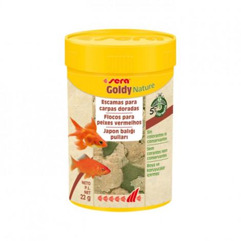 Flocos para peixes SERA - Goldy