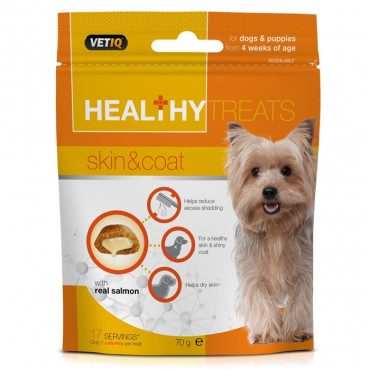 Healthytreats Skin & Coat para cão