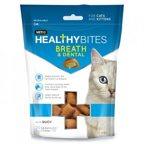 Healthy Bites Breath & Dental para gato