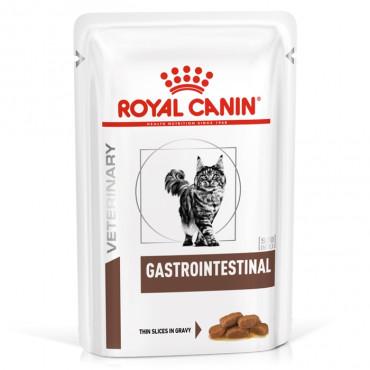 Ração para Gato Royal Canin Wet - Feline Gastro Intestinal 100gr