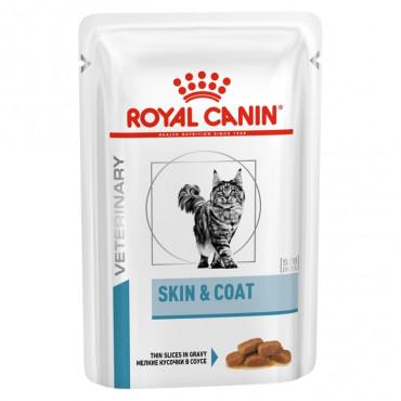 Royal Canin Skin & Coat Gato Húmida