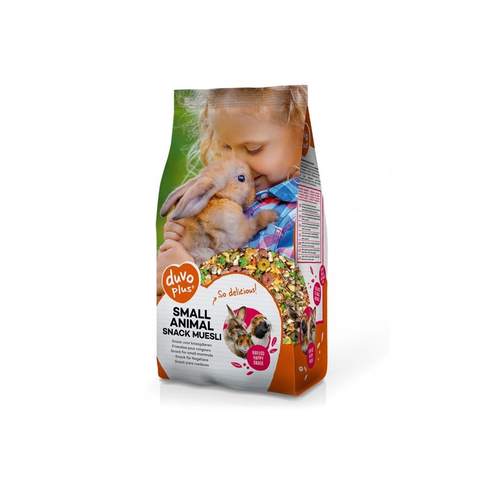 Duvo+ Muesli Snack para roedores