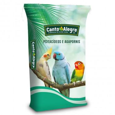 Misturas Agapornis / Love Birds Profissional - 25 Kg