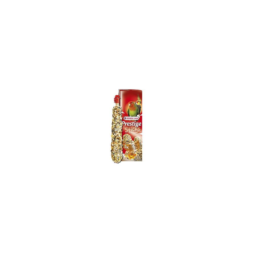 Sticks Grandes Periquitos - Nozes & Mel 2x70gr