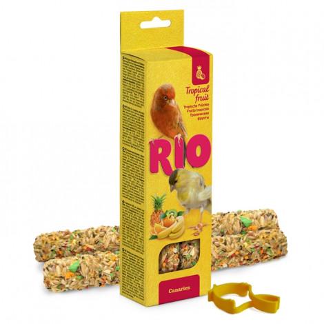 RIO Sticks Fruta topical para Canários