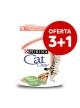 Cat Chow Sensitive Gato Adulto Salmão e Curgete Húmida