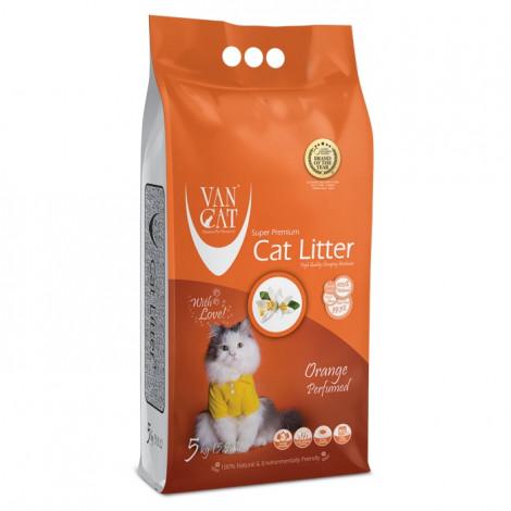 VanCat Areia de Laranja para gato