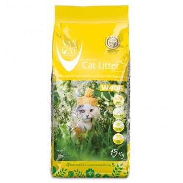 VanCat Areia aglomerante Super Premium para gatos