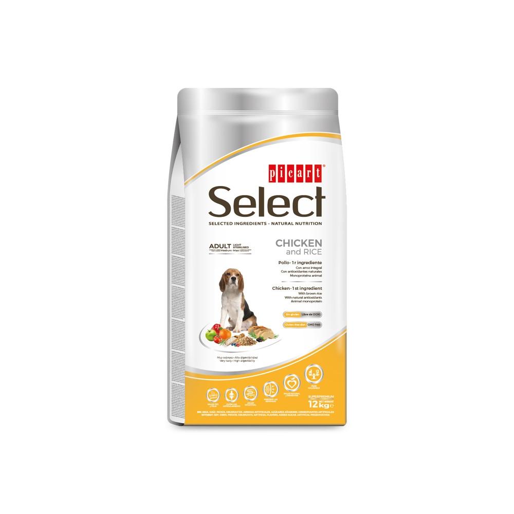 SELECT DOG Super Premium - Light