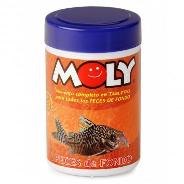 Moly Tabletas Alimento para peixes