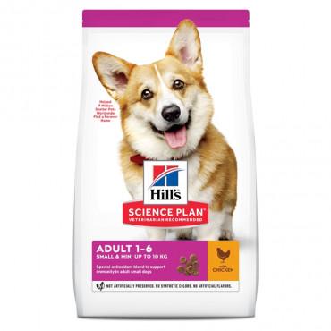 Hill's Cão adulto Small & Mini - Frango