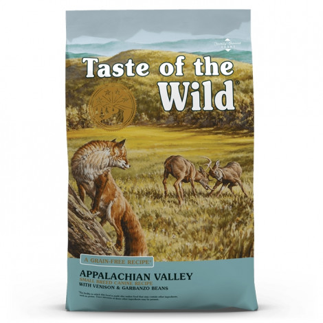 Taste of the Wild Appalachian Valley Cão Adulto Small Breed