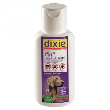 Dixie Champô antiparasitário para cão