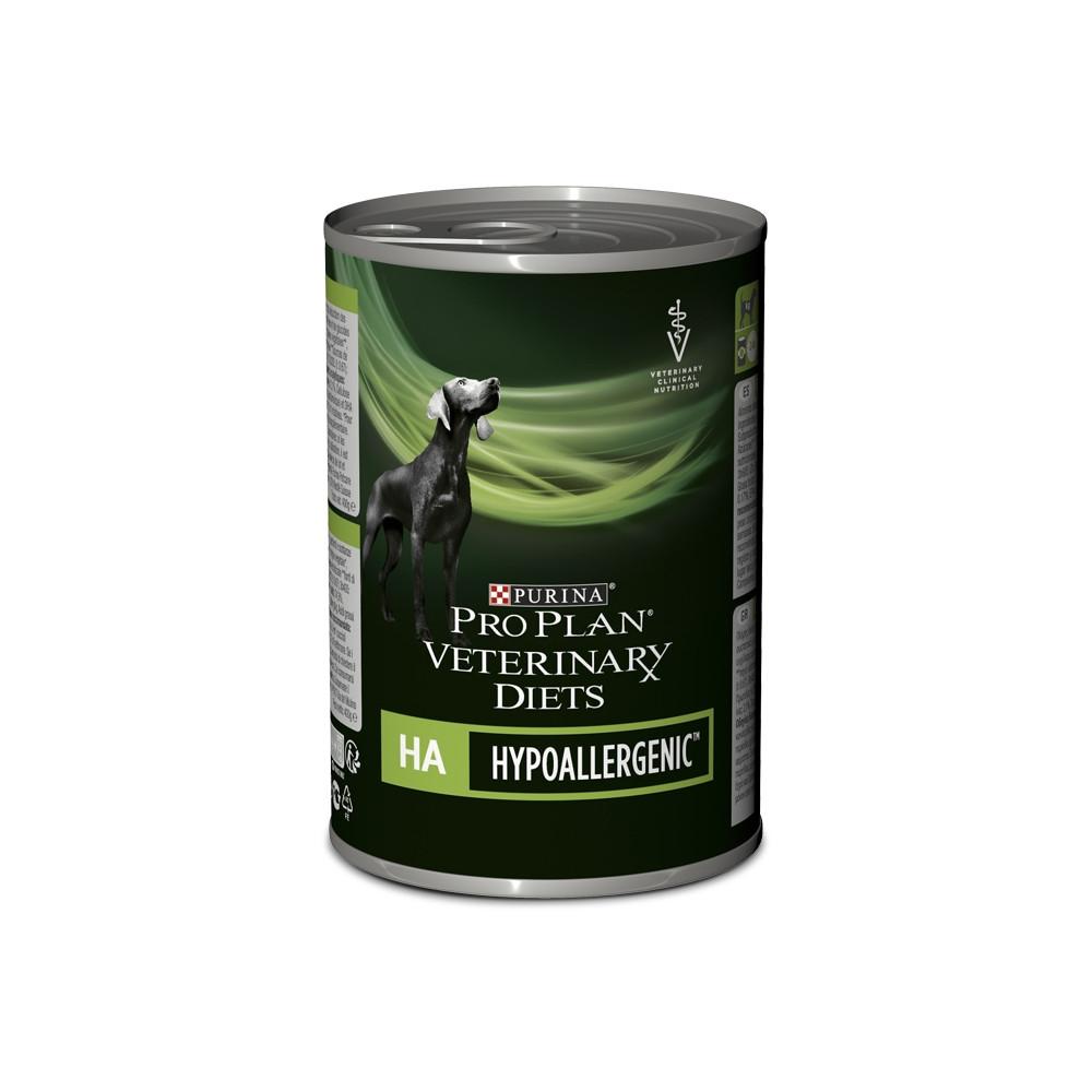 Pro Plan Veterinary Diets HA Hypoallergenic Húmido Cão