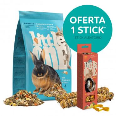 Pack promocional Coelhos