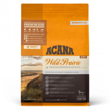 ACANA REGIONALS CAT - Wild Prairie 1.8kg