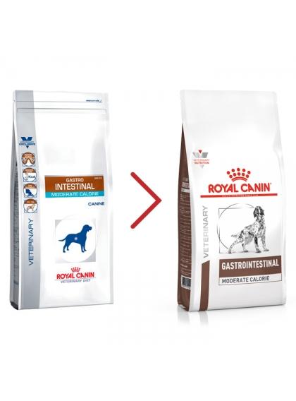 Royal Canin Gastrointestinal Moderate Calorie Cão