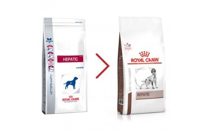Ração para cão Royal Canin Hepatic