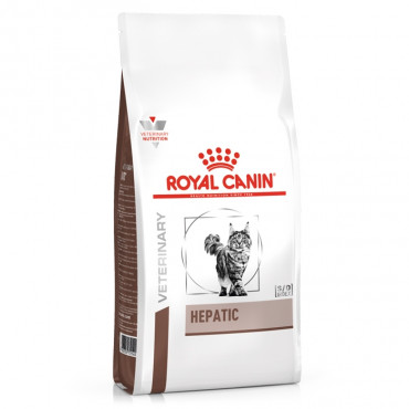 Ração para gato Royal Canin Hepatic