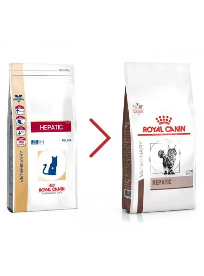 Royal Canin Hepatic Gato