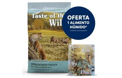 Taste of the Wild Appalachian Valley Cão Small Breed