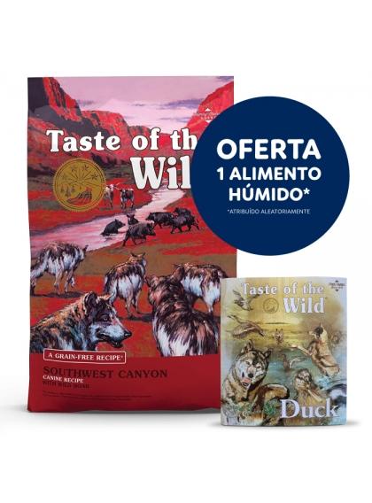 Taste of the Wild Southwest Canyon Cão
