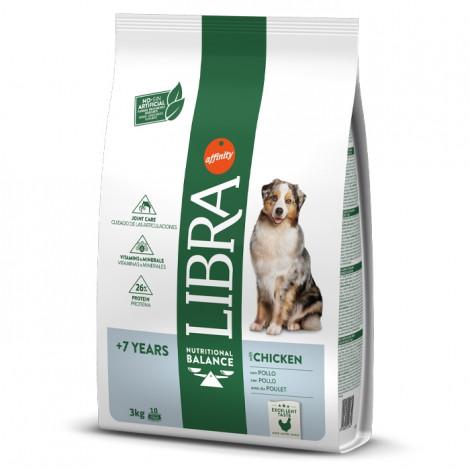 Libra Cão +7 - Frango