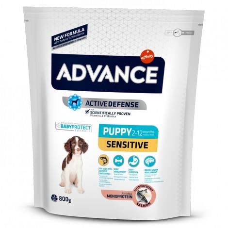 Advance Cão Puppy Sensitive - Salmão