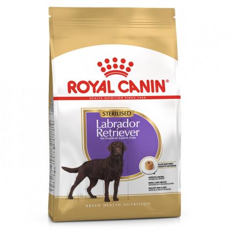 Royal Canin Labrador Retriever Esterilizado Cão Adulto