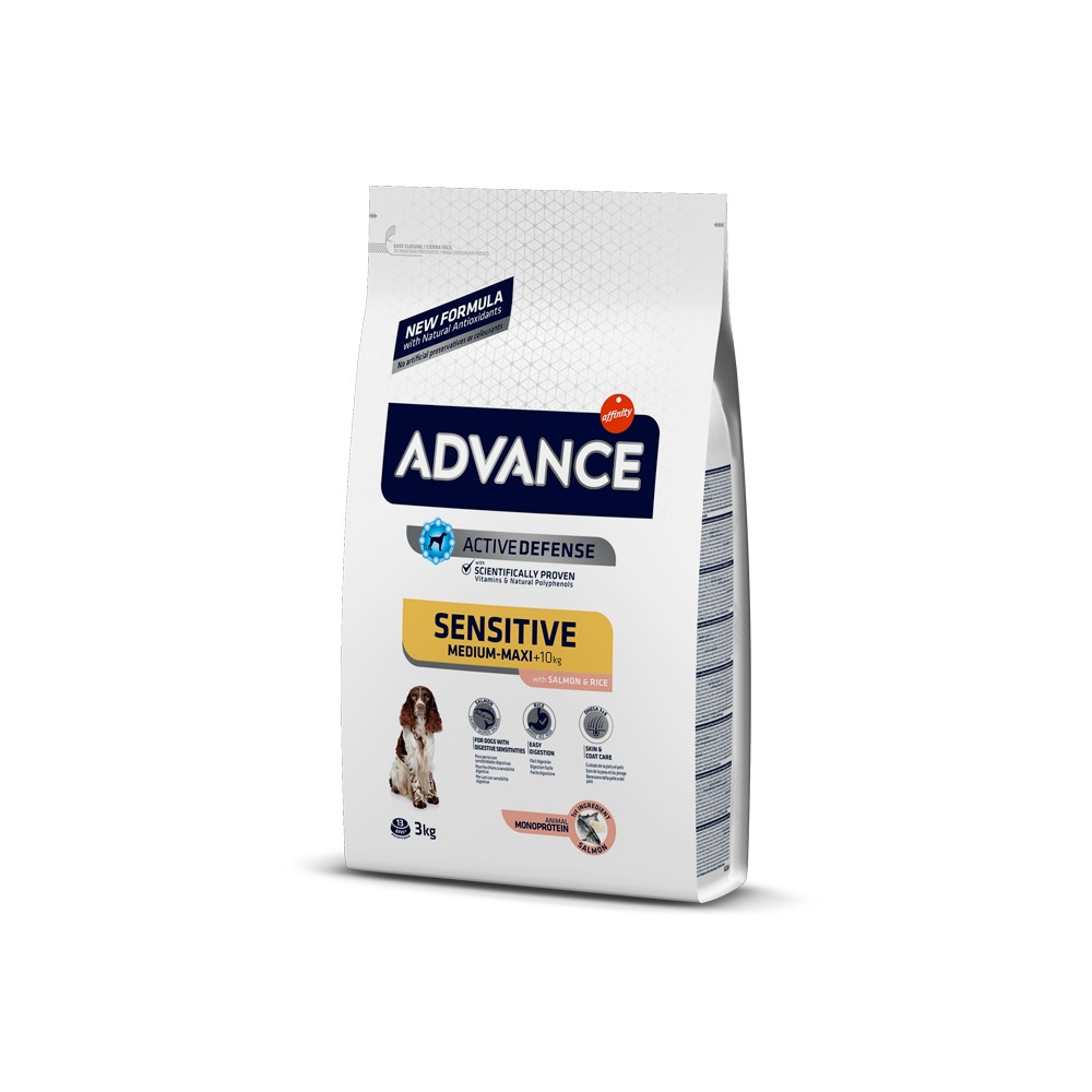 Advance - Adult Medium/Maxi Sensitive