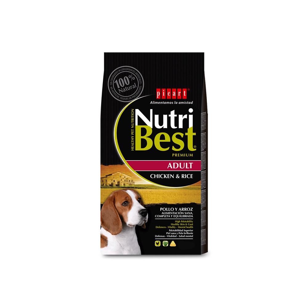 NUTRIBEST DOG Premium - Complete Adulto Frango