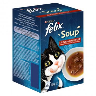 Felix Soup Seleção de peixe
