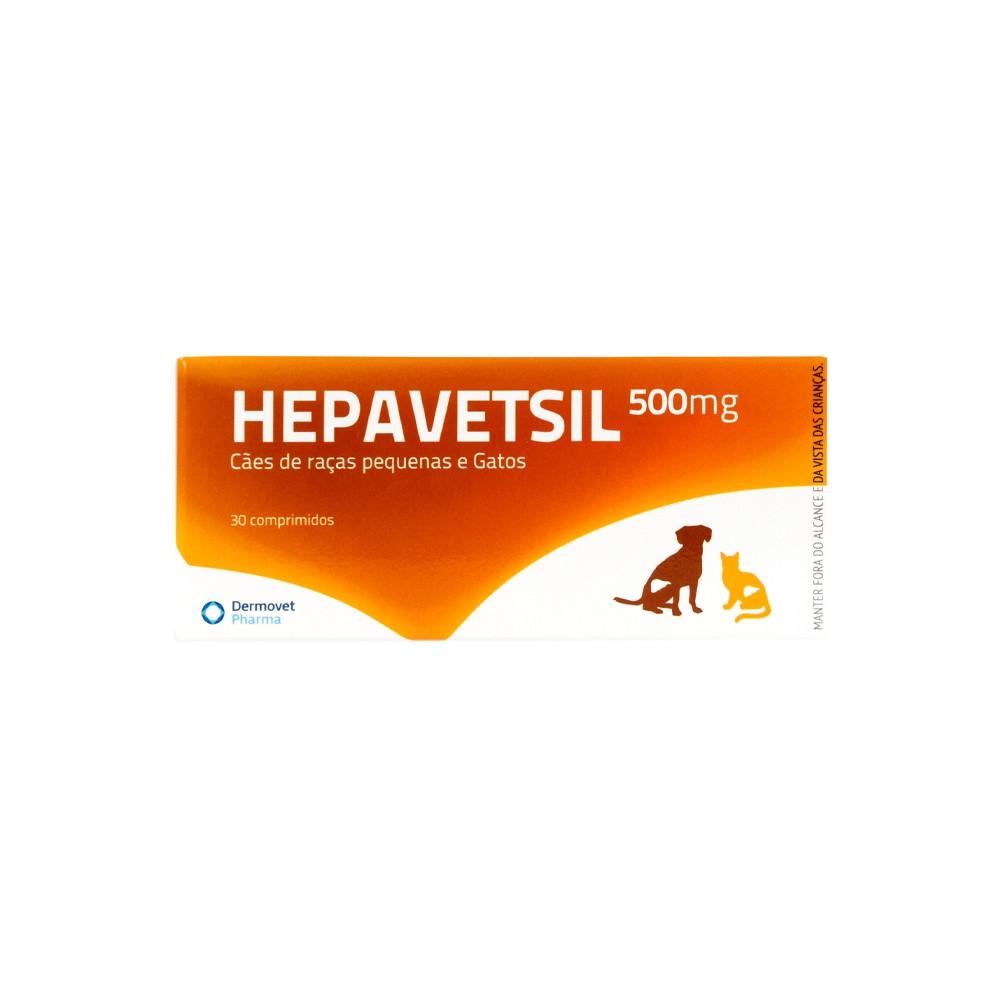 Hepavetsil 500 mg