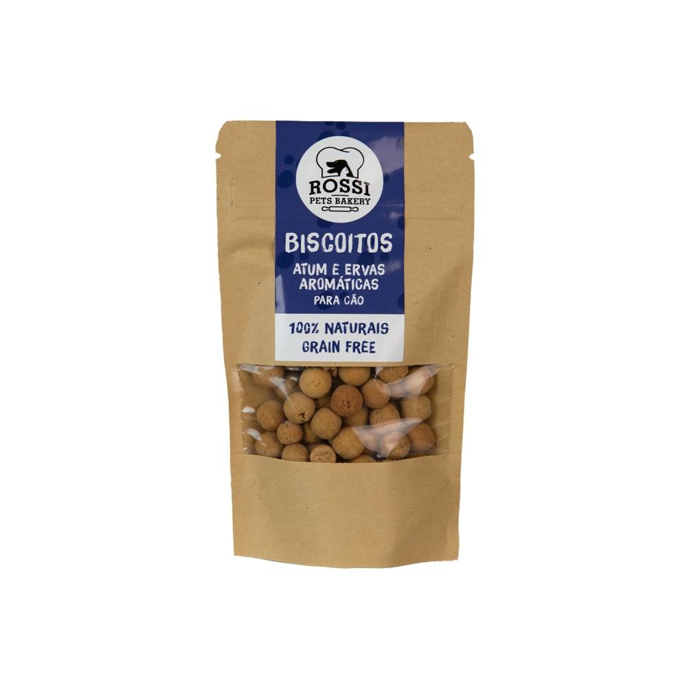 Rossi Biscoitos de Atum e Ervas Aromáticas