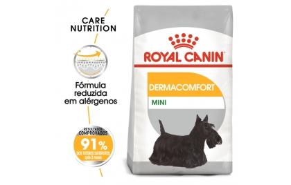 Royal Canin Dermacomfort Cão Mini Adulto