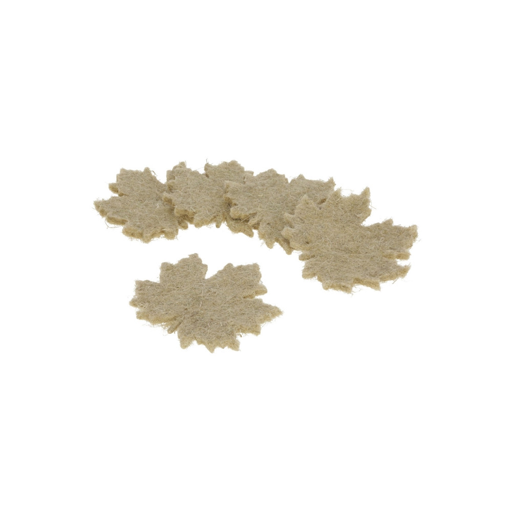 Kerbl Folhas de fibra de cânhamo