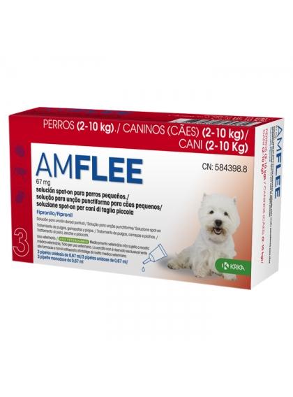 Amflee Cão 2 - 10 kg