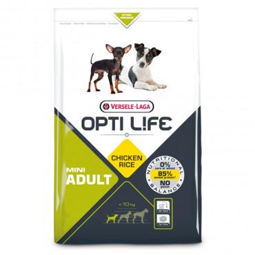 Opti Life Cão Mini Adulto - Frango e arroz