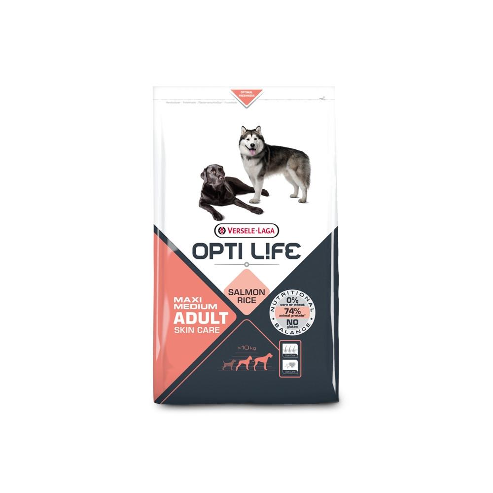 OPTI LIFE - Skin Care Medium/Maxi 12.5Kg